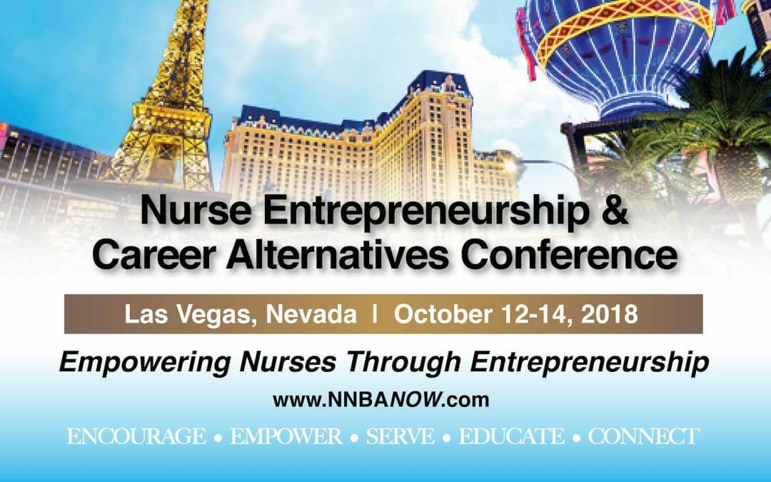 The #1 Nurse Entrepreneurship and Career Alternative Conference for Nurses!