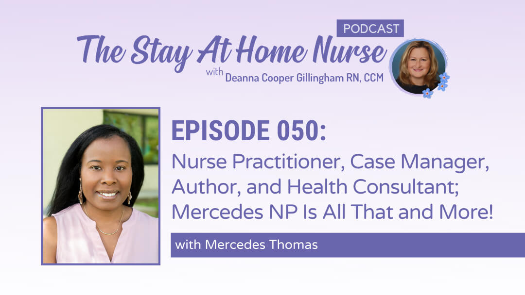 Nurse Practitioner, Case Manager, Author, and Health Consultant; Mercedes NP Is All That and More!