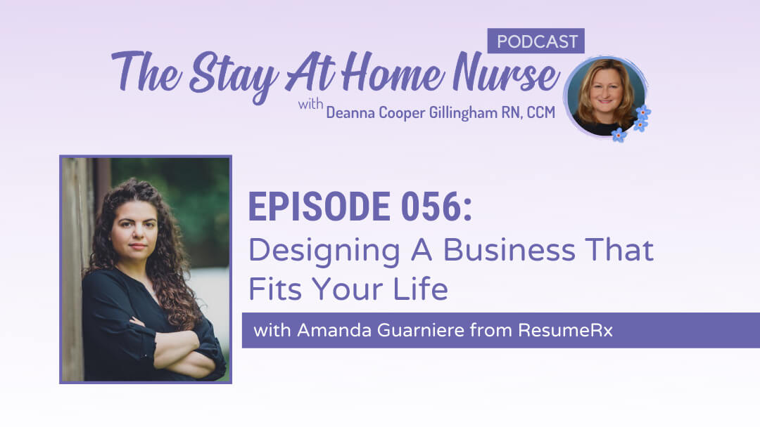 Designing A Business That Fits Your Life With Amanda Guarniere